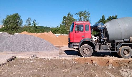 Доставка бетона М500 в Егорьевске цена